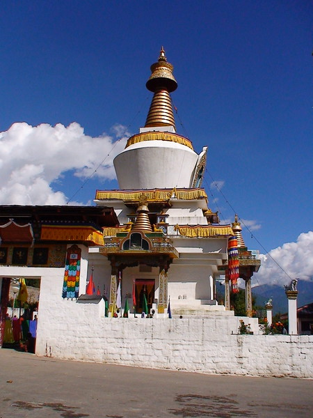 King's memorial chorten, Thimphu