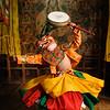 Masked dancer II