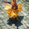 Bhutanese ritual dance