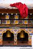 Monk's Robe and Prayer Wheels