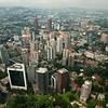Cityscape - Aerial Kuala Lumpur, Malaysia,