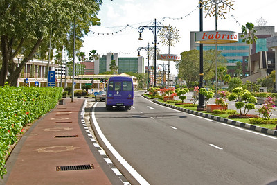 Bandar Seri Begwan Downtown - Brunei