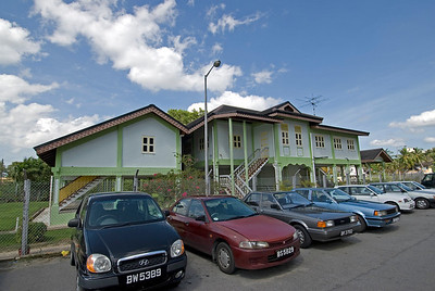 Sultans Birthplace - Brunei