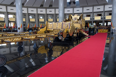 Royal Coronation Wagon 2 - Brunei