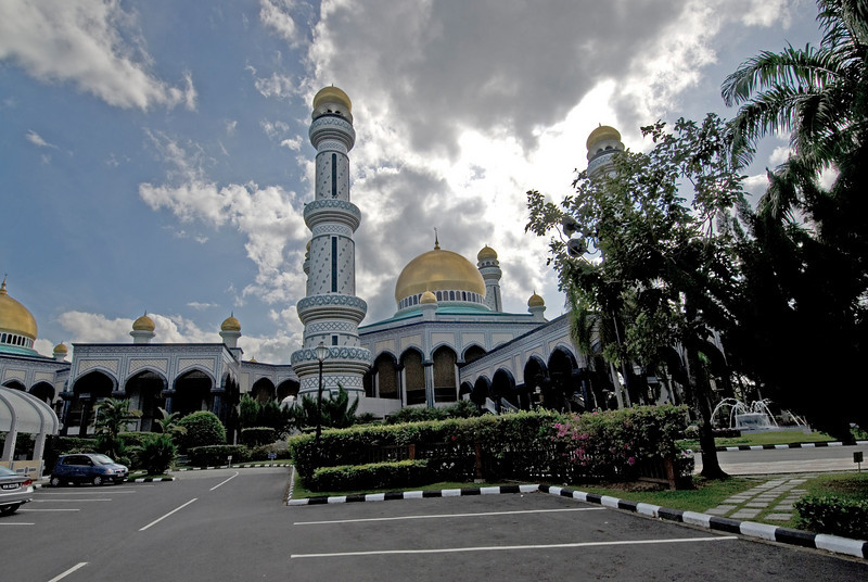 Mosque Second 1 - Brunei