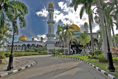 Mosque Second 2 - Brunei
