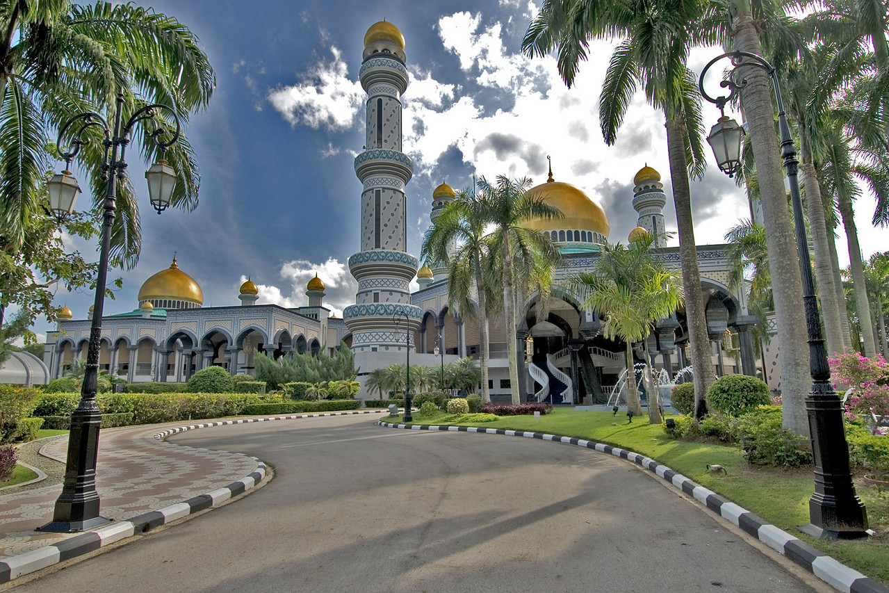 Mosque Second 2 - Brunei