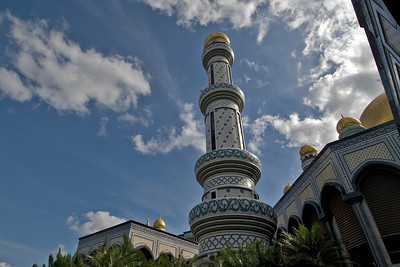 Mosque Second 3 - Brunei