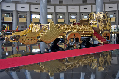 Royal Coronation Wagon - Brunei