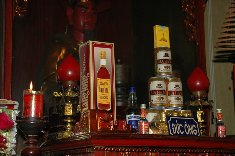 Alcoholic Drinks - Hanoi, Vietnam
