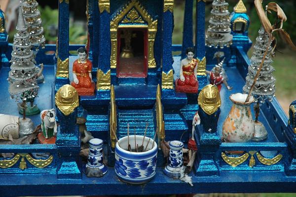 Spirit House - Koh Pha Ngan, Thailand
