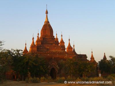 Bagan Architecture - Bagan, Burma