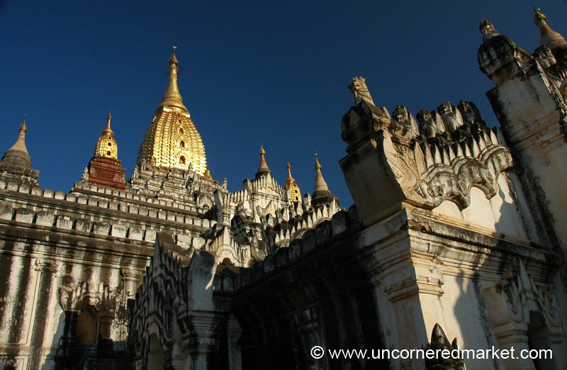 Ananda Temple - Bagan, Burma
