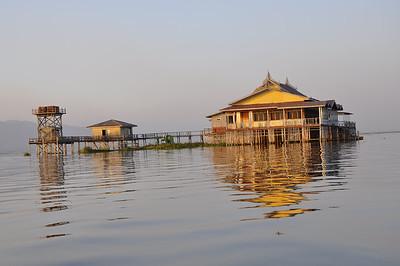 Inle Lake, Burma,