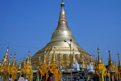 Shwedagon Paya - Yangon (Rangoon)