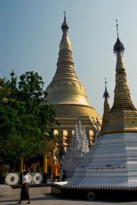 Shwedagon Paya...