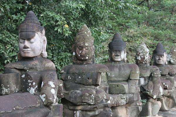 Cambodia Travel Log