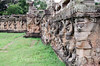 Siem Reap - Angkor Thom - Terrace of the Elephants 4