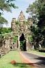 Siem Reap - Angkor Thom - Victory Gate