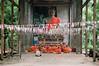 Siem Reap - Angkor Thom - Worshipping Buddha