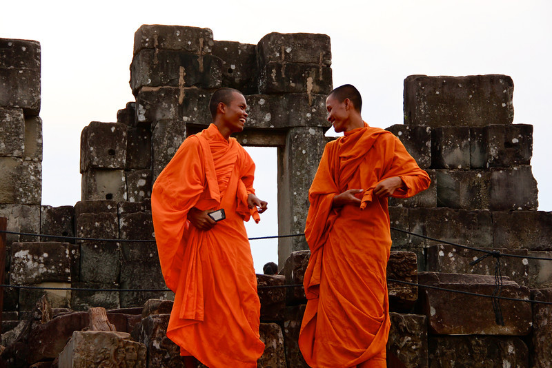 Modern Day Monks