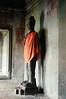 Siem Reap - Angkor Wat - Standing Buddha