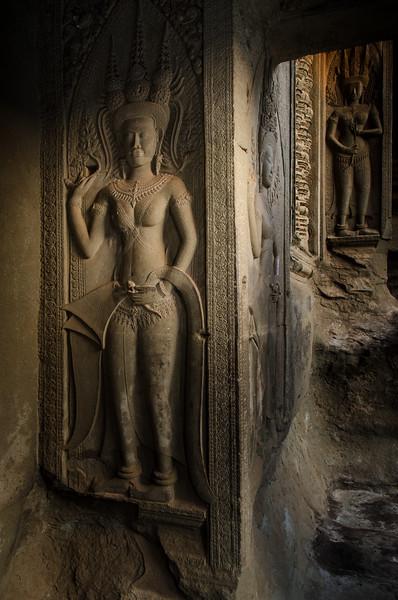 Aspara Carving