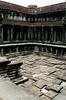 Siem Reap - Angkor Wat - Ceremonial Pool in Temple 2