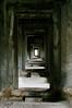 Siem Reap - Angkor Wat - Hallway