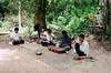 Siem Reap - Banteay Srei - Musicians