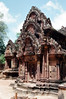 Siem Reap - Banteay Srei - Central Towers 2