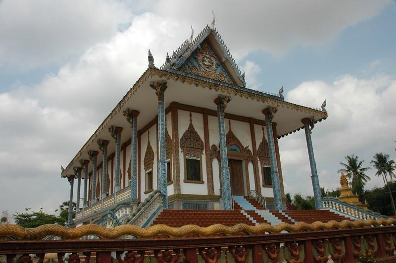 Temple - Battambang, Cambodia