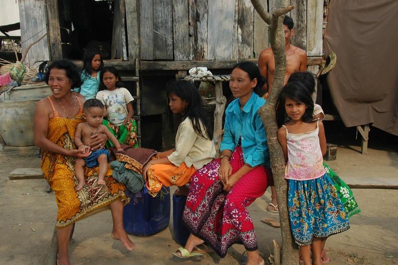 Family Affair - Battambang, Cambodia