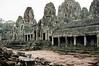 Siem Reap - Bayon - Entrance to Temple