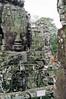 Siem Reap - Bayon - 3 Faces of Avalokuteshvara
