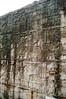 Siem Reap - Bayon - Bas Relief - Panorama of Jayavarman VIII