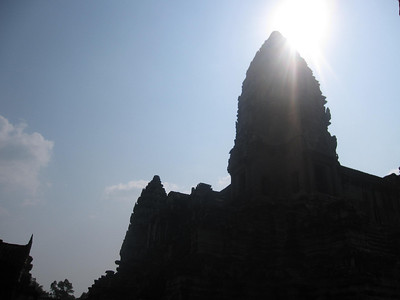 Temple in the Sun