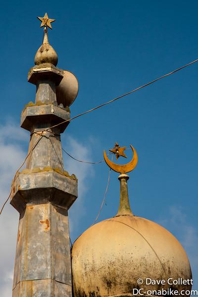 Muslim influence