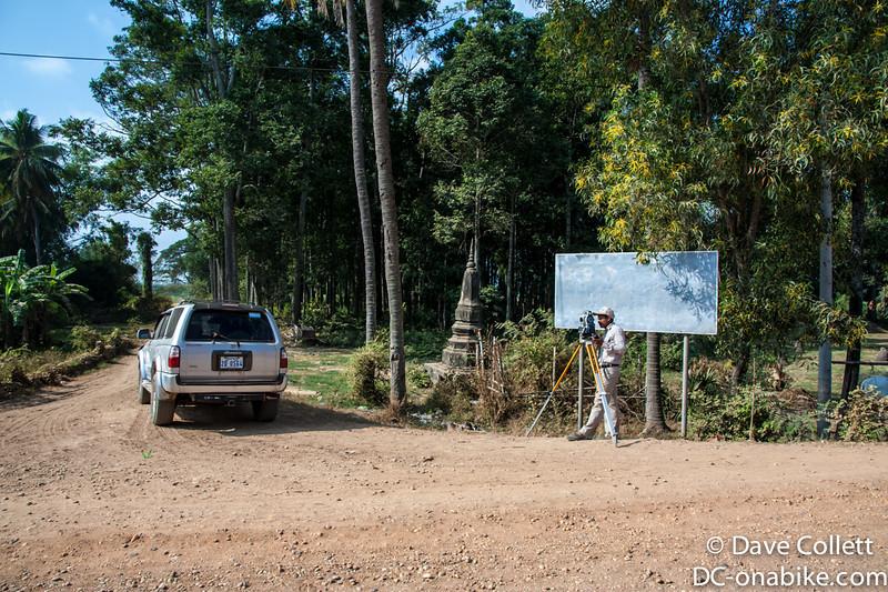 Cambodian Surveyor!
