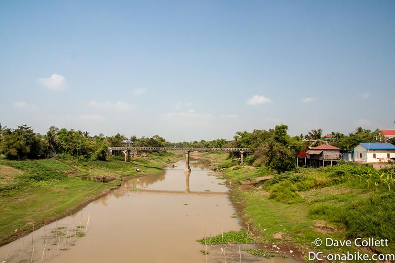 Side river..
