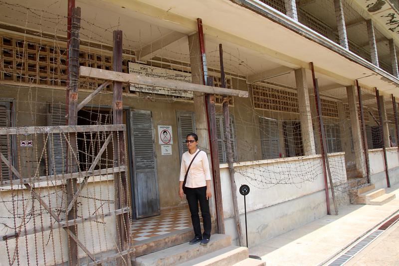 Tuol Sleng Genocide Museum - Phnom Penh - Intrepid Travel Cambodia - Review: Cambodian Traveler