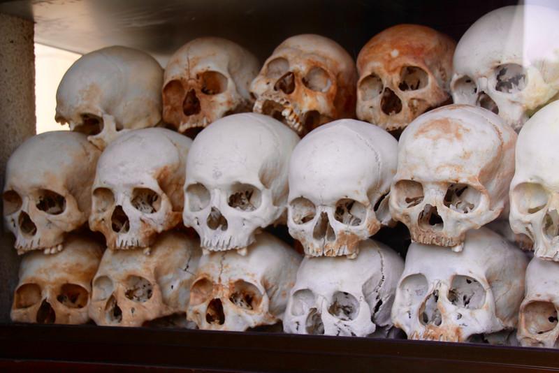 Cambodia Killing Fields