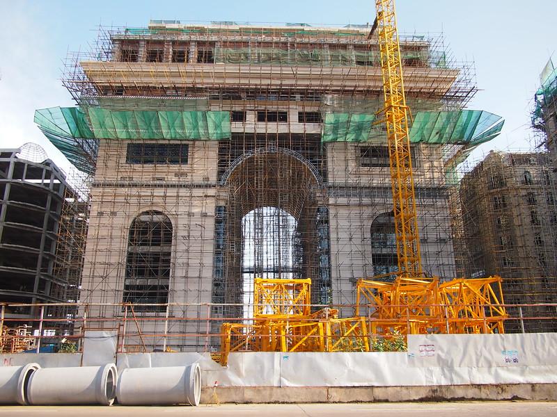 Arc de Triumph replica