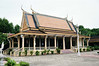 Phnom Penh - Silver Pagoda - Prayer House