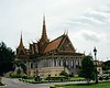Phnom Penh - Royal Palace - Throne Hall