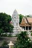 Phnom Penh - Silver Pagoda - Stupa - Kantha Bopha 1