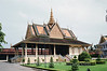 Phnom Penh - Royal Palace - Dance Performance House