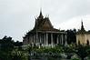 Phnom Penh - Silver Pagoda - Silver Pagoda