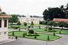 Phnom Penh - Royal Palace - Victory Gate & Gardens