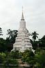 Phnom Penh - Silver Pagoda - Stupa - King Norodom